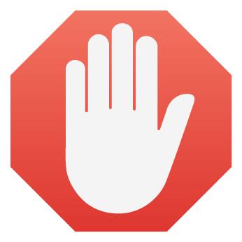 تخلص الاعلانات المزعجة PopUp متصفح ChrisPC Free Blocker بوابة 2014,2015 adblock-logo-large-0